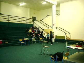 Auditorium del Liceo Chini