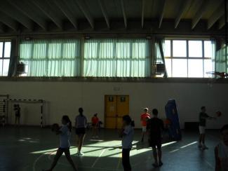 Palestra del Liceo Chini